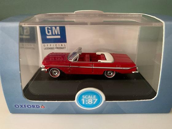 Chevrolet Impala Convertible   - Oxford  Scale 1:87