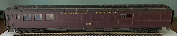 CANADIAN PACIFIC -  85ft Heavyweight Combine Car -   HO