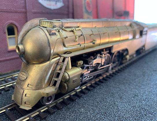 New York Central  4-6-4 - J3A 20th Century Streamlined  HO Brass