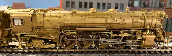New York Central 4-8-2 Mohawk L-2a   Brass  HO
