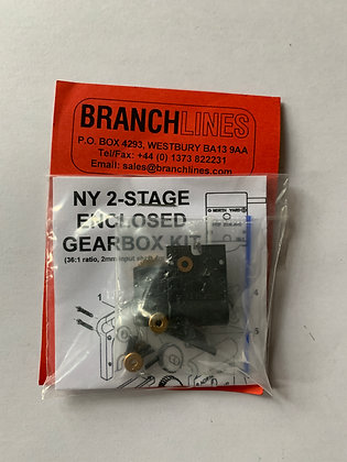 North Yard  2-Stage Enclosed Gearbox Kit
