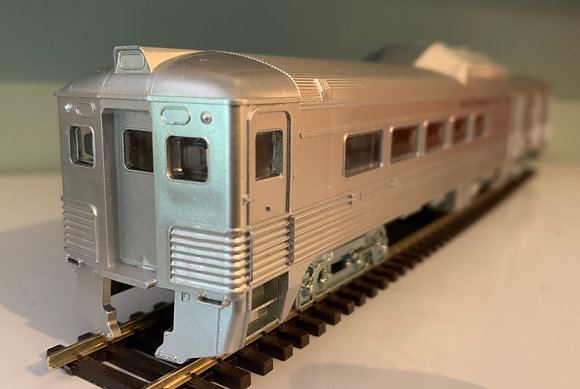 Baltimore & Ohio  RDC 3 / RPO Car - Dummy unit - Athearn - HO