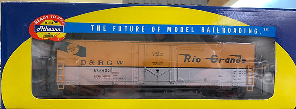 Denver & Rio Grande 50' Youngstown Door Box Car - Athearn  91258  HO