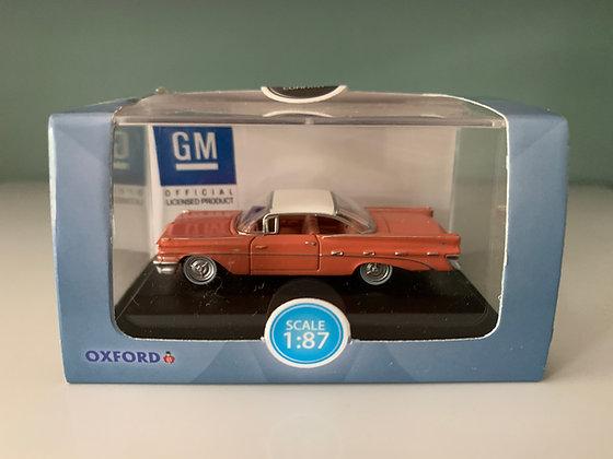 Pontiac Bonneville Coupe 1959  - Oxford  Scale 1:87