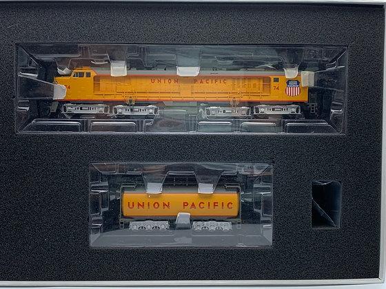 Union Pacific -  GE 4500 HP Veranda   HO - Tsunami DCC