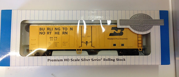 BURLINGTON NORTHERN - 50ft Steel Refer Box Car
