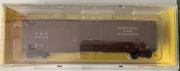 Norfolk & Western PS 1 - Box Car Kadee