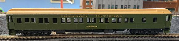 """Canadian National - """"Uxbridge"""" Heavyweight 12-1 Pullman Passenger Car - HO Brass"""