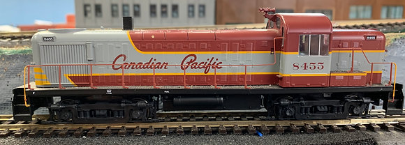 CANADIAN PACIFIC - ALCO RS-3  DCC Athearn HO scale