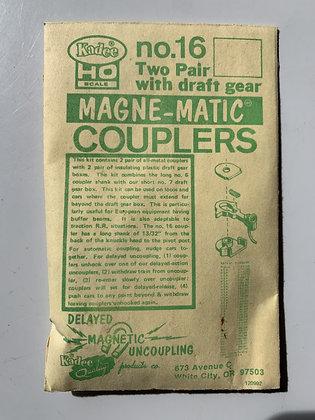 Kadee - Magne-Matic Couplers #16