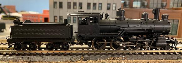 Maryland & Pennsylvania  E-H 108 - 4-6-0   Brass GEM HO