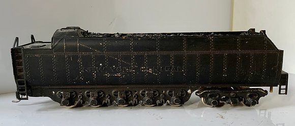 New York Central -  CENTIPEDE  TENDER ONLY  - Brass - HO