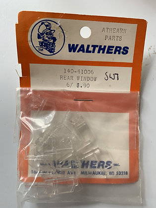 Athearn parts SW7 Windows - Walthers - HO Parts