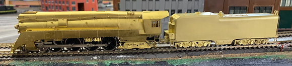 Southern Pacific - GS-3   4-8-4   Brass  HO