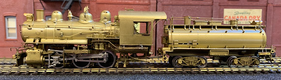 Southern Pacific - S-10  0-6-0  Brass  HO