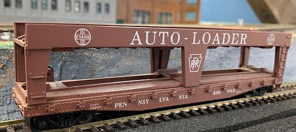 Pennsylvania - Auto Loader Car  -  HO