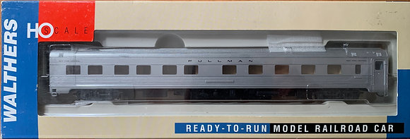 NEW YORK CENTRAL - BUDD Corrugated Pullman 10-6 Sleeper Car - Walthers