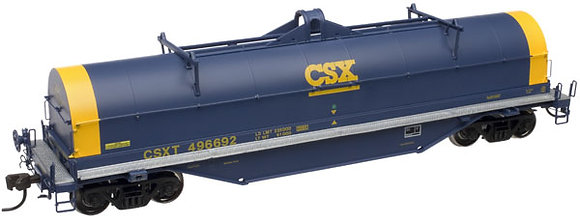 CSX  42' Coil Steel Car  - Atlas  20 001 153 HO NISB