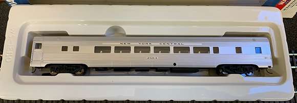 NEW YORK CENTRAL-  85ft Budd Lounge Car - Walthers