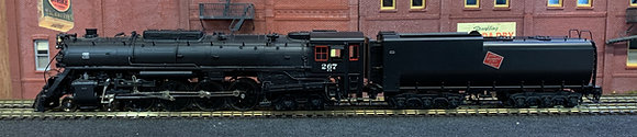 MILWAUKEE ROAD   Class S3 4-8-4  Northern   Brass HO