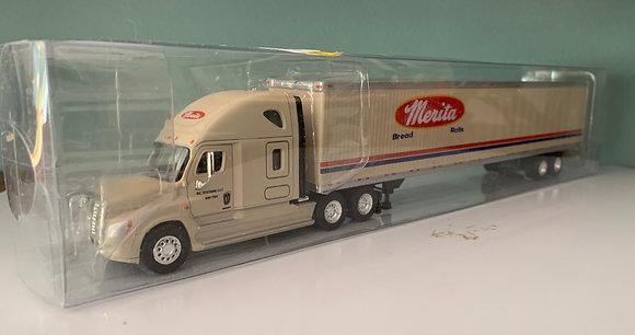 "MERITA  Freightliner ""Cascadia"" + 53' Dry Van Trailer HO"