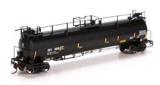 GATX Tank Train 23K Tank  Intermediate Car HO