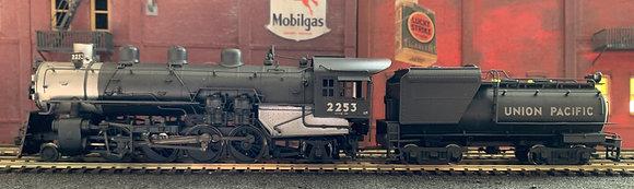 Union Pacific 2-8-2 MK-6 Mikado #2253  Brass - HO