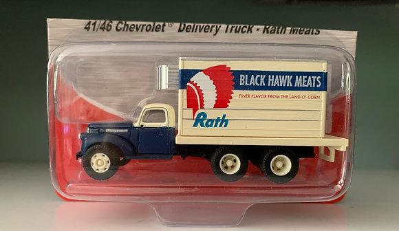 Black Hawk Meats - Chevrolet 41/46- Mini Metals