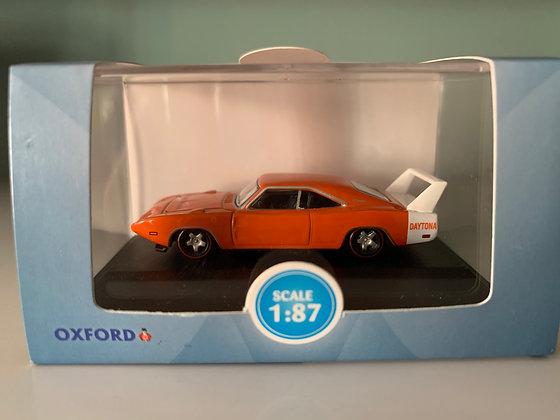 Dodge Charger Daytona 1969  - Oxford  Scale 1:87