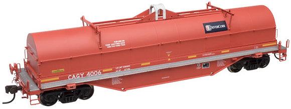 SeverCorr Road 42' Coil Steel Car  - Atlas  20 001 169 HO NISB