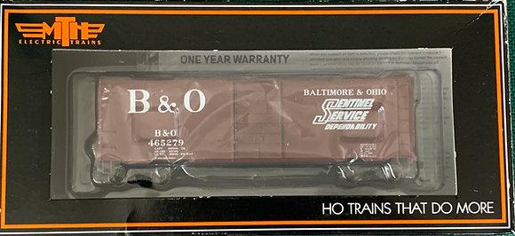 "Baltimore & Ohio 40ft PS-1 Box Car ""Sentinel Service"" MTH 85-74076"