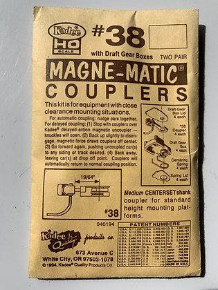 Kadee - Magne-Matic Couplers #38