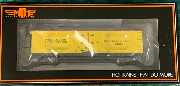 Pennsylvania RR 40ft Wooden R40-2 Refer Car 120154  MTH 80-90020