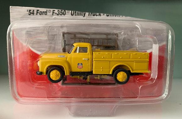 Union Pacific -  Ford E350 Utilities Truck   1954
