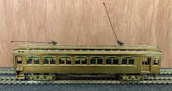 Oregon Electric Railway  - Tram Car  - Powered - Brass HO