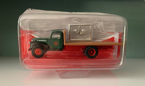Rail Express Agency - Chevrolet Flatbed Truck - Mini Metals