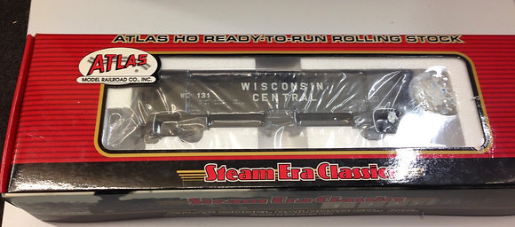 WISCONSIN Central - Hart Ballast Car #131