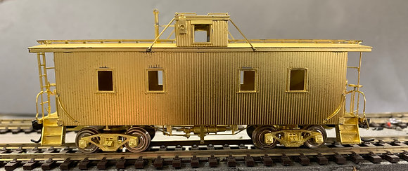NICKEL PLATE ROAD - Wooden  Caboose  - Overland Models