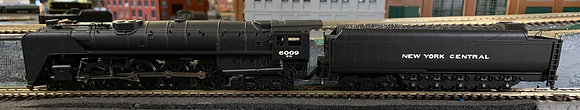 "New York Central -   ""Niagara 4-8-4 - DCC - HO"