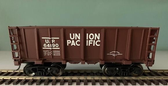 UNION PACIFIC -  Ore Car   - HO