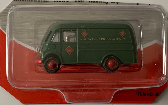 Rail Express Agency - International Delivery Van - Mini Metals