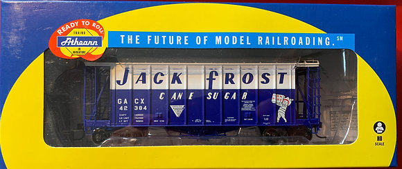 JACK FROST 40'  2800CF Airside  Covered Hopper Car - Athearn 87546 HO NI