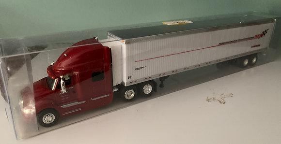 KKW Trucking - International Prostar + 53' Dry Van Trailer HO