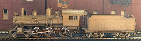 Chesapeake & Ohio - F11 -  4-6-0 -  HO Brass