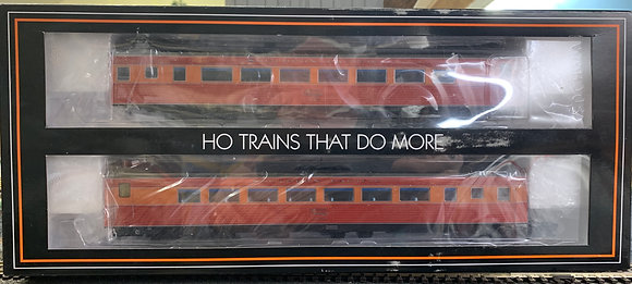 Southern Pacific Daylight Articulated Days  Cars - MTH NISB  HO