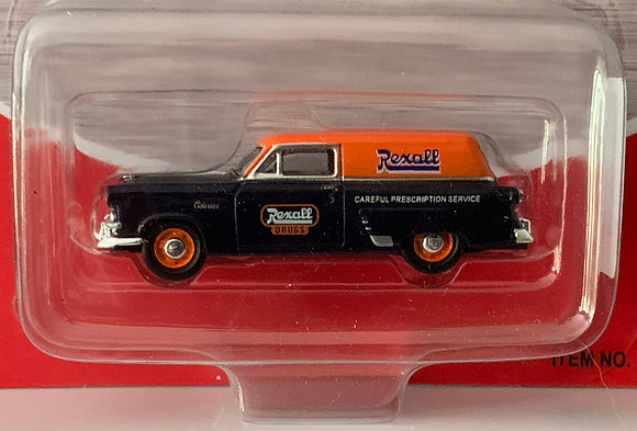 Rexall Drugs - Ford Courier 53   - Mini Metals
