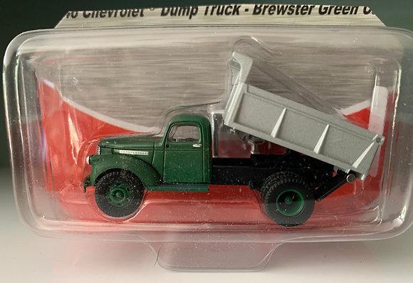 Dump Truck - Chevrolet 41/46- Mini Metals
