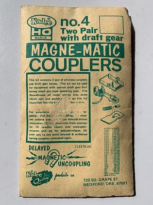 Kadee - Magne-Matic Coupler  #4