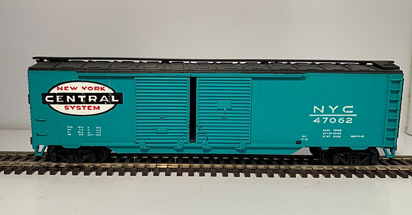 NEW YORK CENTRAL - 50ft Steel Double Door Box Car - HO