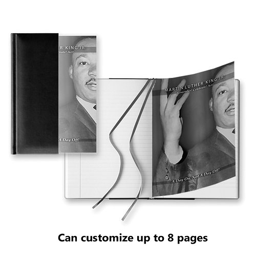 LM6761 EO Graphic Insert Medium Journal ( Transparent cover)